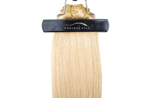 Ash Blonde #60 - Clip-In Hair 160g