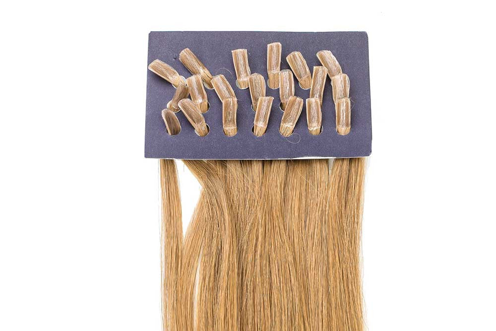 #12 - Copper - Keratin Hair