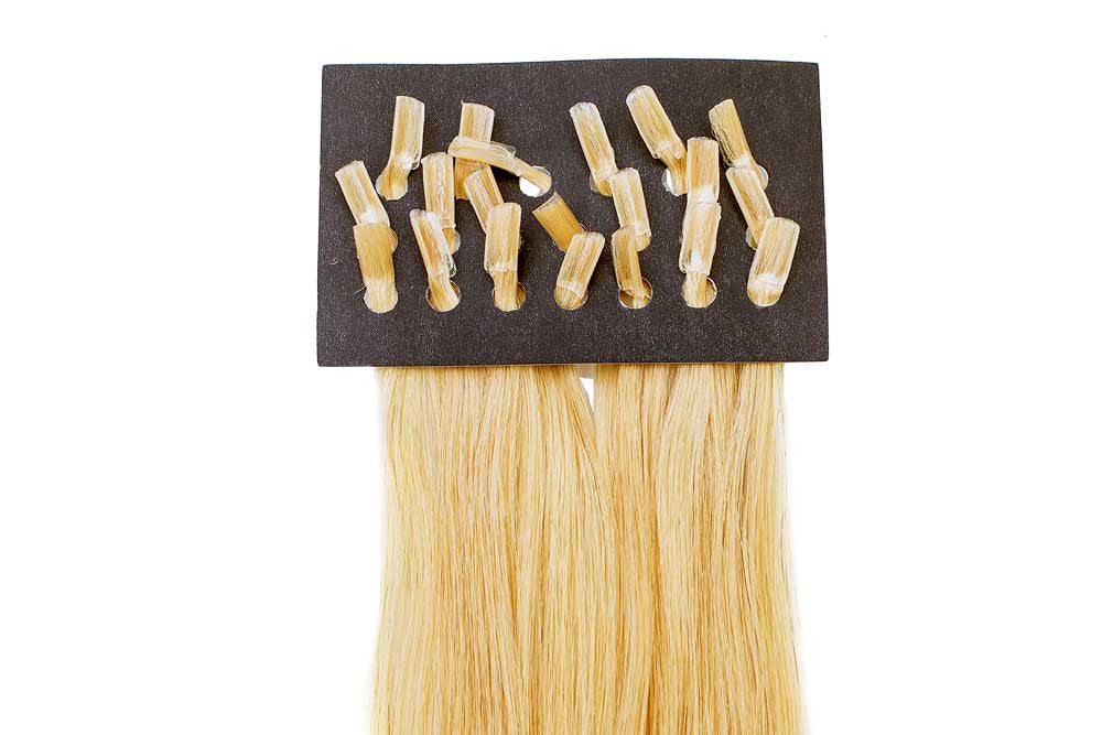 #24 - Goldilocks - Keratin Hair