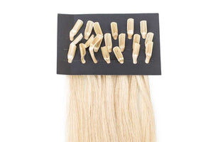 Ash Blonde #60 - Keratin Hair
