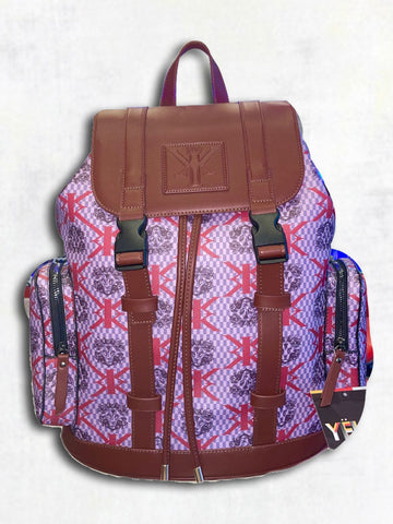 Yekim Signature Backpack Red