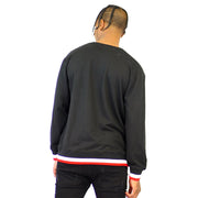 Mens Lightweight Conquer Destiny Sweater Black
