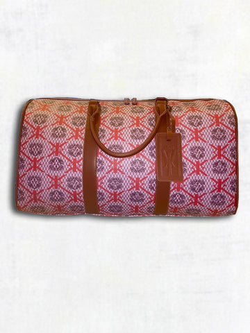 Yekim Signature Travel Bag Red