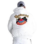 Wonderful Puffy Coat (White)