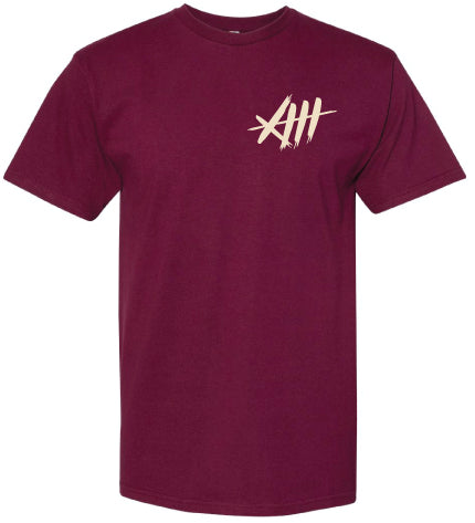 Home Team Tee / Maroon