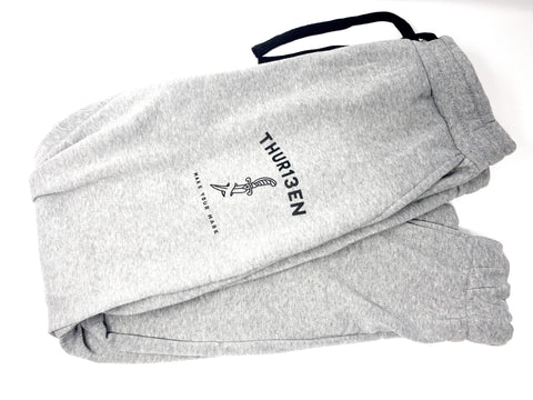 MYM Joggers / Heather Grey