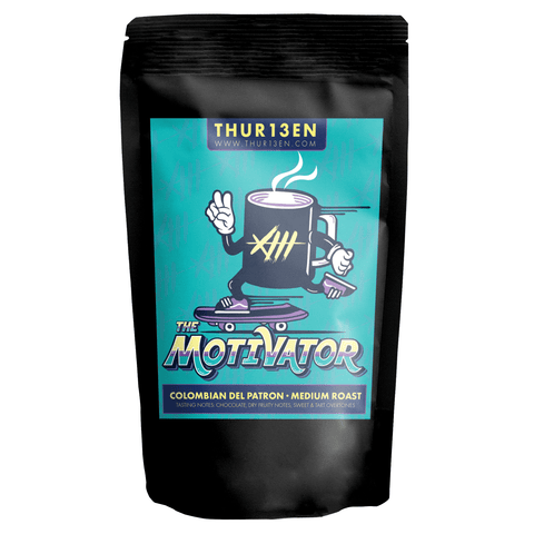 The Motivator - Medium Roast