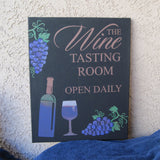 Tasting Room canvas