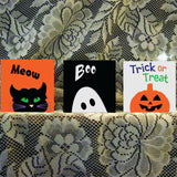 Halloween Blocks canvas