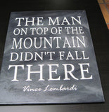 Your Custom Hand Painted Canvas Wall Art Quote
