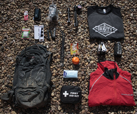 Gravity Clothing Co. - 15 Items Every Mountain Biker Should Pack