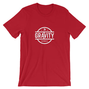 Original Gravity Red Tee