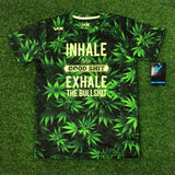 Inhale the Good Shit, Exhale the Bullshit Jersey