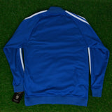 "El Salvador, Men's Retro Soccer Jacket, WC España 82, Plain at the Back, Blue ""Replica"""