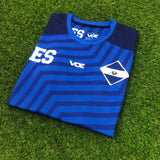 "El Salvador Short Sleeve Jersey - ""Waves"""