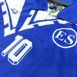 "El Salvador, Men's Retro Soccer Jersey, 1997, #10 ""Replica"""
