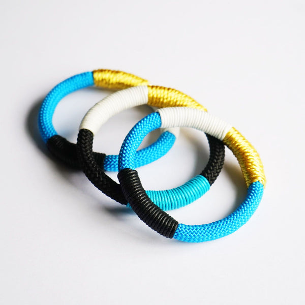 Candi wrap bangle set