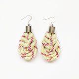 Grace earrings - Ivory