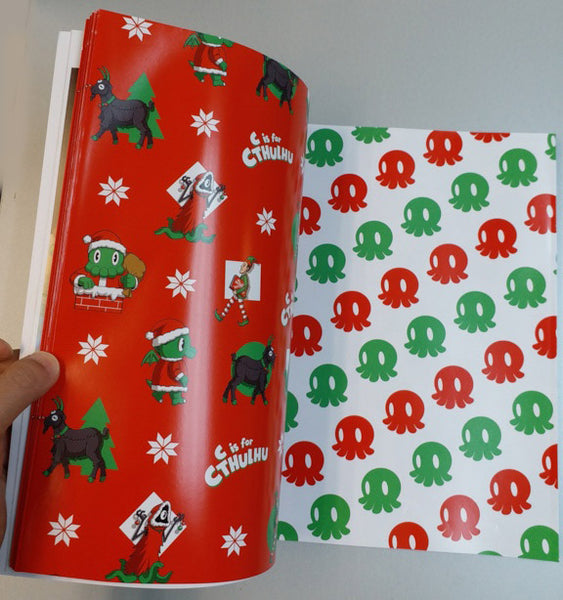 C is for Cthulhu Wrapping Paper Kit