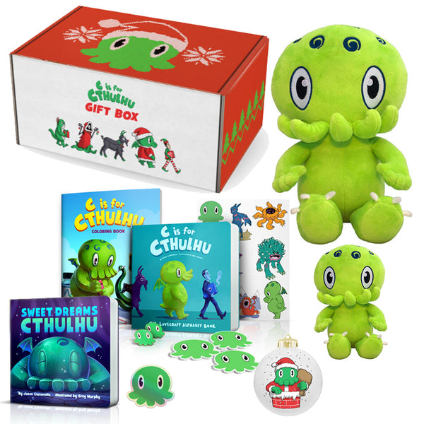 C is for Cthulhu Gift Box Bundle