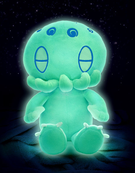 Glow-in-the-Dark C is for Cthulhu Plush (12 in.)