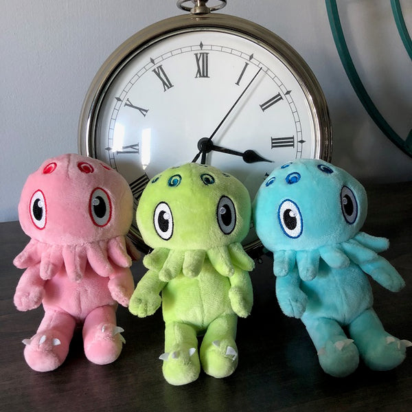 C is for Cthulhu Baby Plush