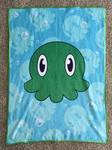 C is for Cthulhu Baby Blanket