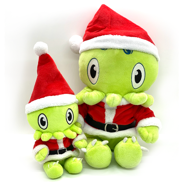 C is for Cthulhu Santa Plush (Limited Edition)