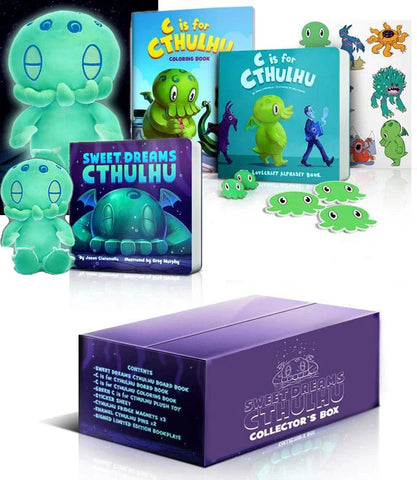 Sweet Dreams Cthulhu Collector's Box