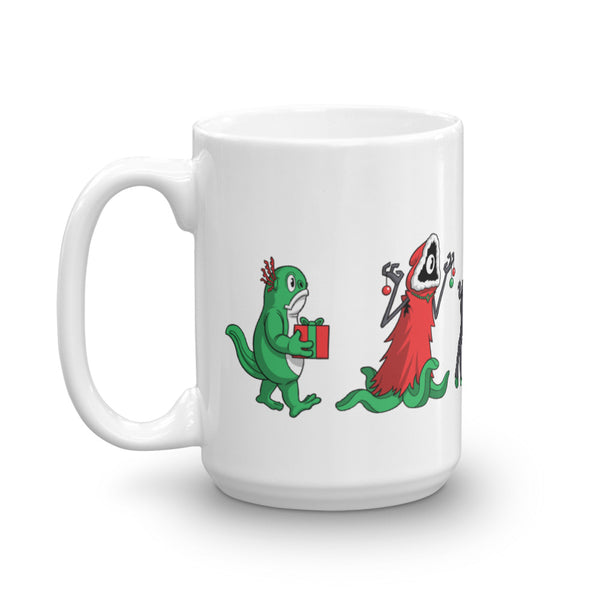 The Big ^(;,;)^ Holiday Marching Mug [Limited Edition]