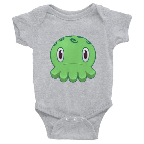C is for Cthulhu Infant Bodysuit