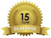 15 year extended return service for your guarantee