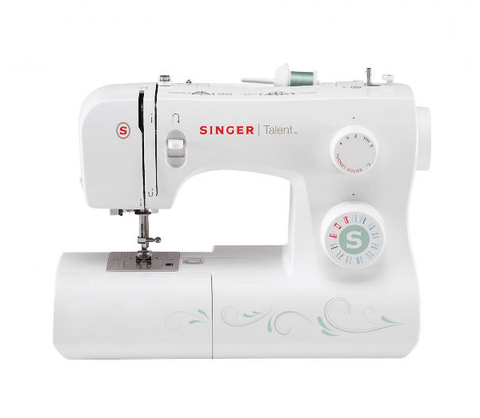Singer Talent 3321 - drop in bobbin and auto needle threader
