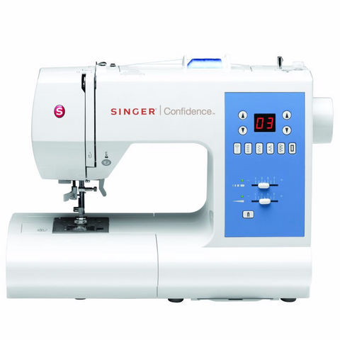 Singer 7465 Sewing Machine + Singer 14SH754 Overlocker bundle * SPECIAL OFFER * Both showroom models as new condition