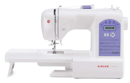 Singer Starlet 6680 with free Extension table