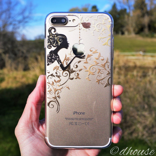 MADE IN JAPAN Soft Clear Case - Autumn Fairy for iPhone 7 Plus - Dhouse USA - 1