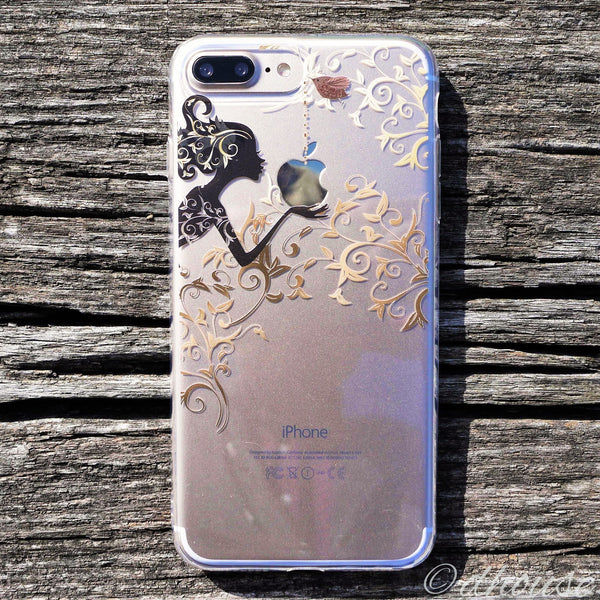 MADE IN JAPAN Soft Clear Case - Autumn Fairy for iPhone 7 Plus - Dhouse USA - 2