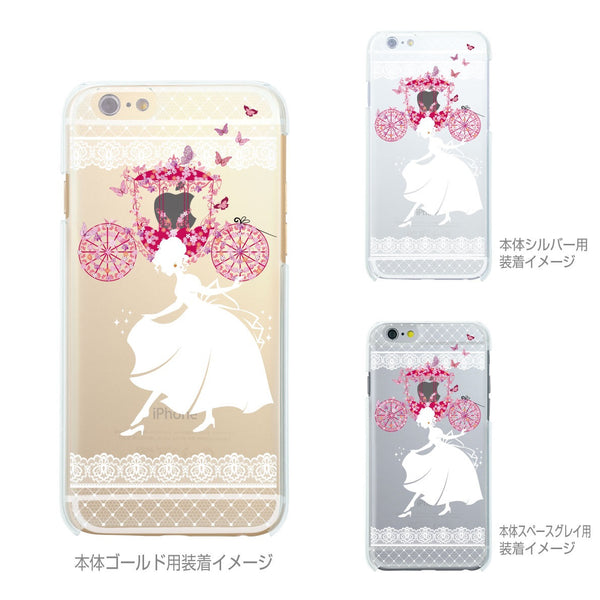 MADE IN JAPAN Soft Clear Case for iPhone 6/6s - Cinderella Slipper - Dhouse USA - 3