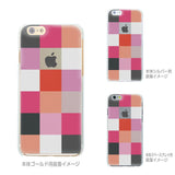 MADE IN JAPAN Soft Clear iPhone 6/6s Case - Plaid Matrix - Dhouse USA - 2