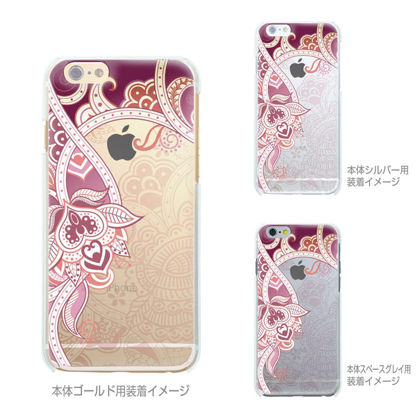 MADE IN JAPAN Soft Clear iPhone Case - Retro Flower Rose - Dhouse USA - 2