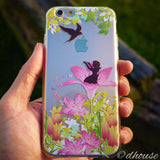 MADE IN JAPAN Soft Clear iPhone 6/6s Case - Thumbelina - Dhouse USA - 1