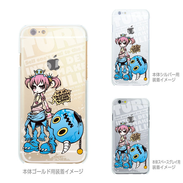 MADE IN JAPAN Soft Clear iPhone 6/6s Case - Project.C.K. Anime - Dhouse USA - 2