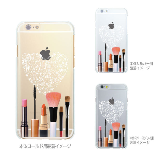 MADE IN JAPAN Soft Clear iPhone 6/6s Case - Cosmetics - Dhouse USA - 2