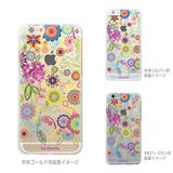 MADE IN JAPAN Soft Clear iPhone 6/6s Case - Vuodenaika Flowers - Dhouse USA - 2