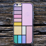 MADE IN JAPAN Soft Clear iPhone 6/6s Case - Cosmetics Palette - Dhouse USA - 3