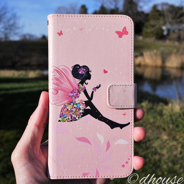 MADE IN JAPAN Wallet Case - Cute Fairy for iPhone 6/6s Plus - Dhouse USA - 6