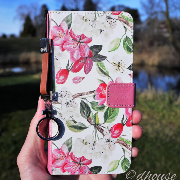 MADE IN JAPAN Wallet Case - Cherry Blossoms for iPhone 6/6s - Dhouse USA - 6