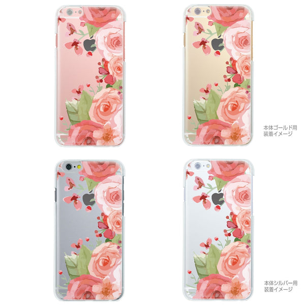 MADE IN JAPAN Soft Clear iPhone 6/6s Case - Rose Pink - Dhouse USA - 2