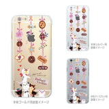 MADE IN JAPAN Soft Clear iPhone 6/6s Case - Cats and Cookies - Dhouse USA - 2