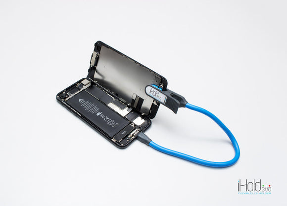 iHold EVO - Flexible iPhone LCD holder by DottorPod